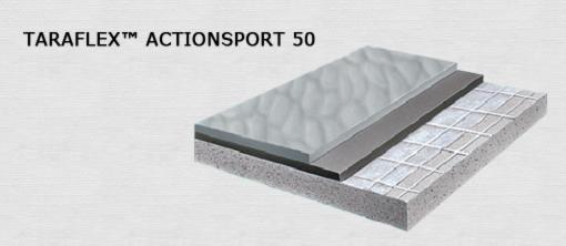 taraflex tx actionsport 50 Спортивный линолеум