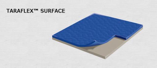 Спортивный линолеум tx surface Taraflex