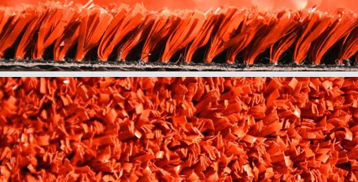 Искусственная трава Limonta NewGrass Red Clay ITF