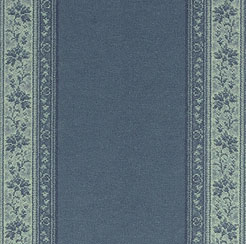 parterre blue runner 3-38178